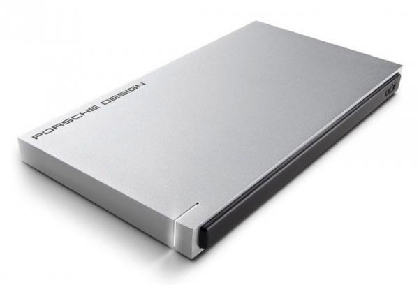 LaCie Porsche Design SSD Slim Drive – стильные внешние накопители для Mac