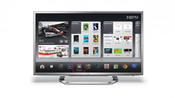 LG работает над телевизором с открытой ОС WebOS