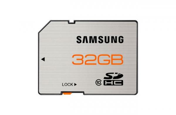 Высокоскоростные карты памяти Pro Series от Samsung