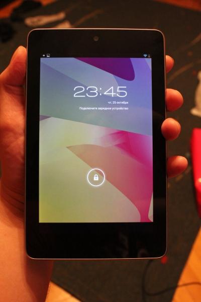 Google снизила стоимость планшетов Nexus 7