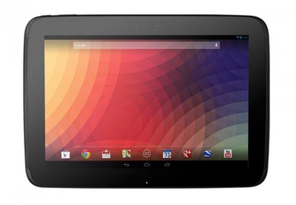 Официальный анонс Google Nexus 10