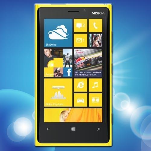 Стартовали продажи Nokia Lumia 920