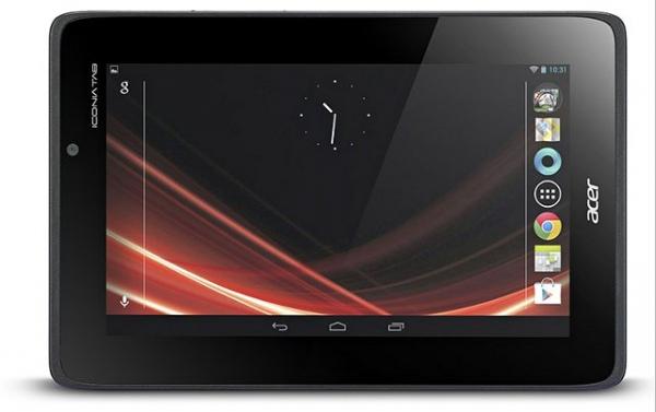 Планшет Acer Iconia Tab A110 поступил в продажу по цене 229,99 $