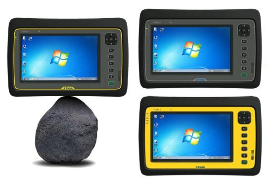 Прочный Windows-планшет Yuma 2
