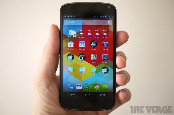 Nexus 4: Обзор новейшего флагманского Android-смартфона Google