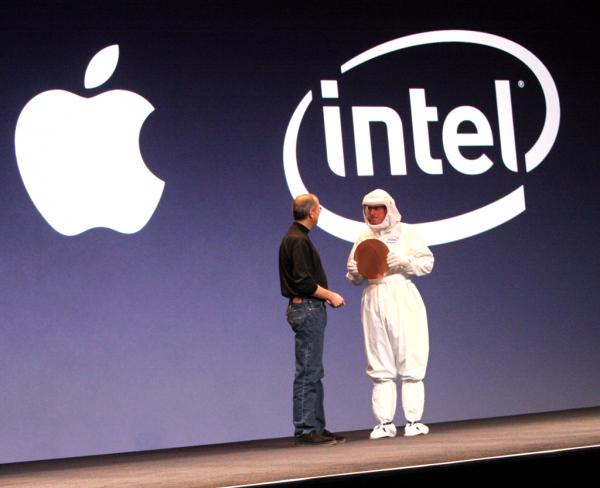 Apple собирается отказаться от процессоров Intel?