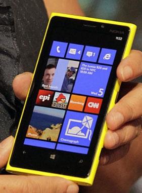 Чтобы представить Lumia 920, в Россию едут главы Nokia и Microsoft