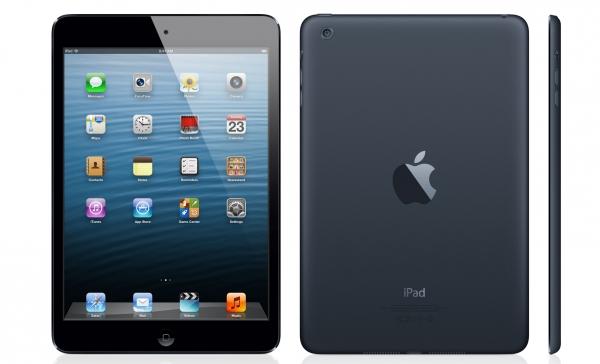 Дисплеи Retina для iPad Mini начнут выпускать в 2013 году