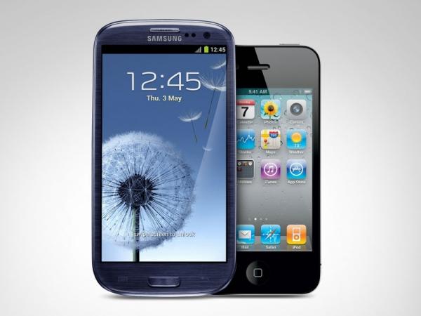 Samsung Galaxy S III обошел iPhone по продажам