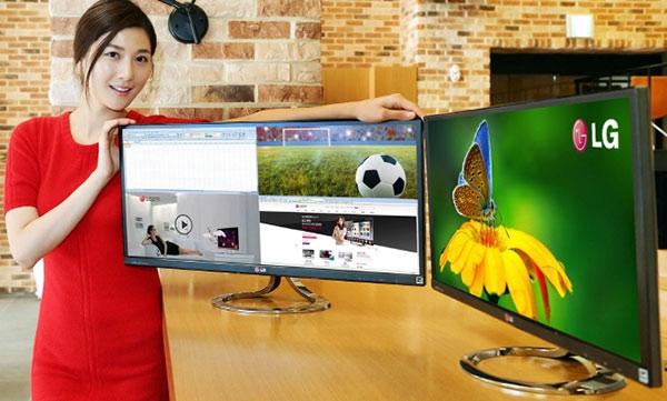 LG выпускает 29'' IPS-монитор UltraWide с разрешением 2560x1080