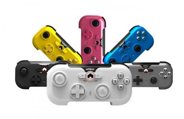 Игровые Bluetooth-контроллеры для Android-устройств Nyko PlayPad и PlayPad Pro