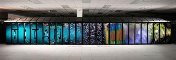 Самый мощный в мире суперкомпьютер использует чипы Nvidia и AMD