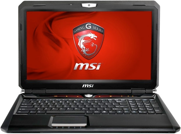 MSI выпустила геймерский лэптоп GX60 с процессором AMD за 1 300 $