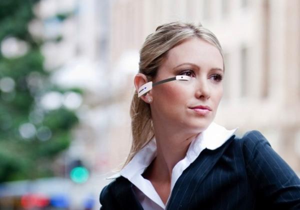 «Умные» Android-очки Vuzix Smart Glasses M100