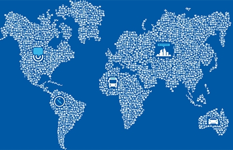 Nokia has introduced the next generation of geo-location services: Here