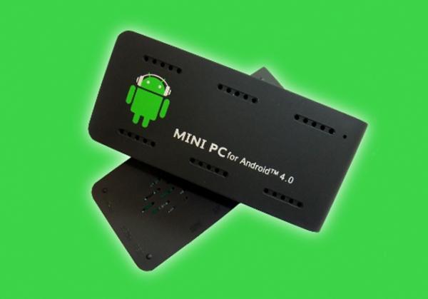 Miniand MK803 – Android-донгл с возможностью установки Linux