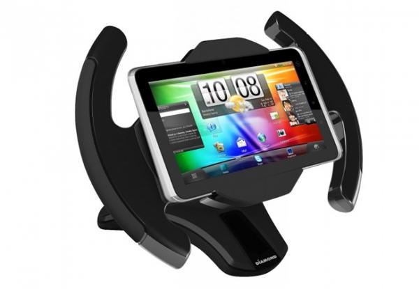 Diamond Media TAB360 – игровой руль для планшетов