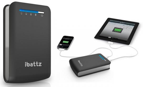 Прочный портативный аккумулятор iBattz BattStation Tough Pro