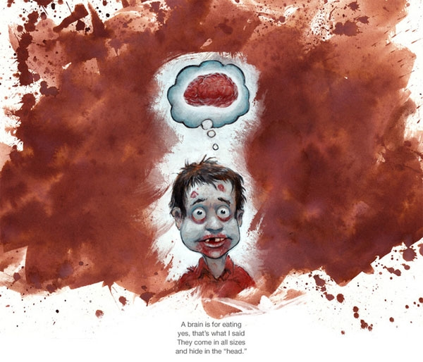 Учебник для маленьких зомби