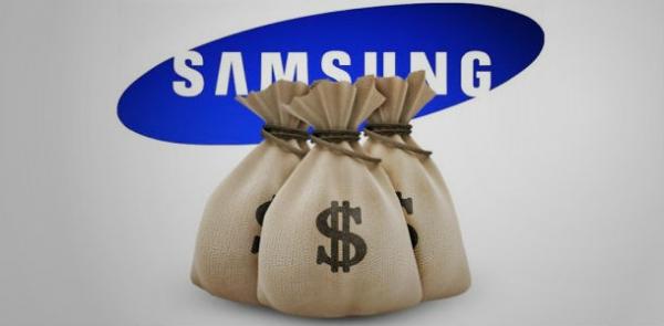 Samsung бьет рекорды продаж