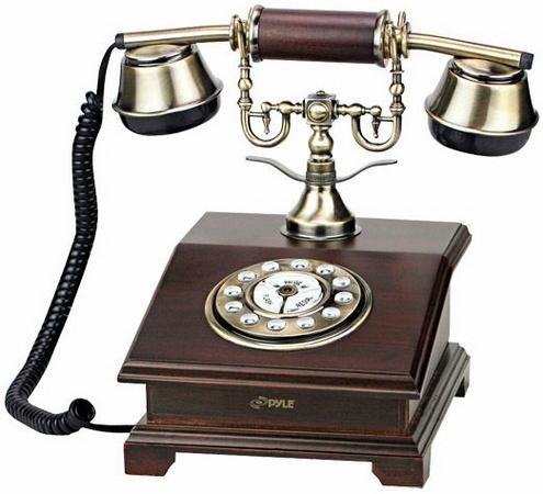 Pyle Retro Home Phone превратит смартфон в ретро-телефон