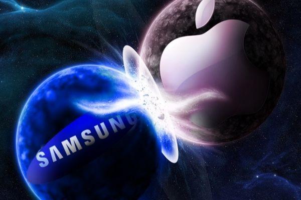 Samsung подала в суд на Apple за нарушение своих патентов