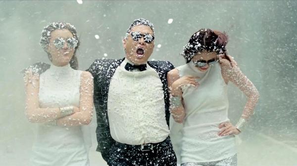 Сила корейской попсы: Gangnam Style становится абсолютным хитом YouTube