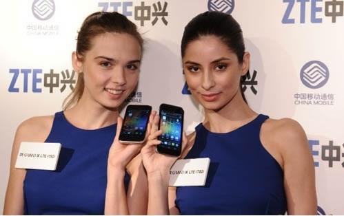 ZTE выпустит восьмиядерный смартфон