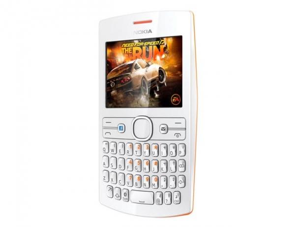 Nokia Asha 205 – бюджетный телефон с двумя SIM-картами