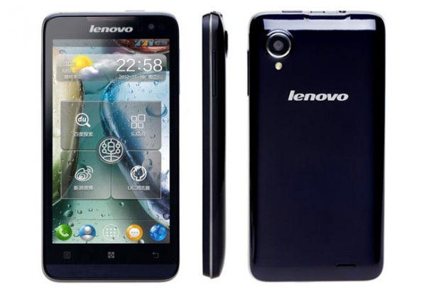 Lenovo P770 – Android-смартфон с мощной батареей