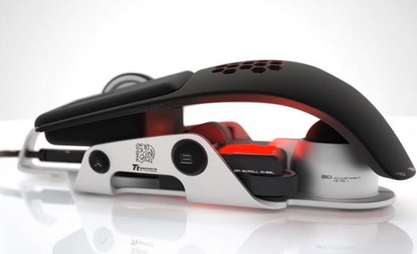 Игровая мышь Level 10 M от Thermaltake и BMW