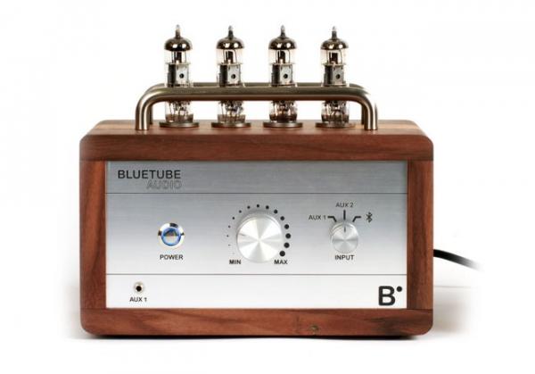 BlueTube – ламповый усилитель с поддержкой Bluetooth