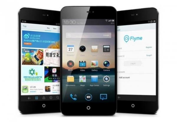 Официальный анонс смартфона Meizu MX2