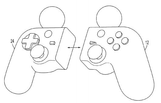 Sony патентует интересный концепт нового джойстика для PlayStation