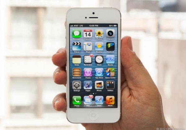 iPhone 5 поступит в продажу в России 14 декабря