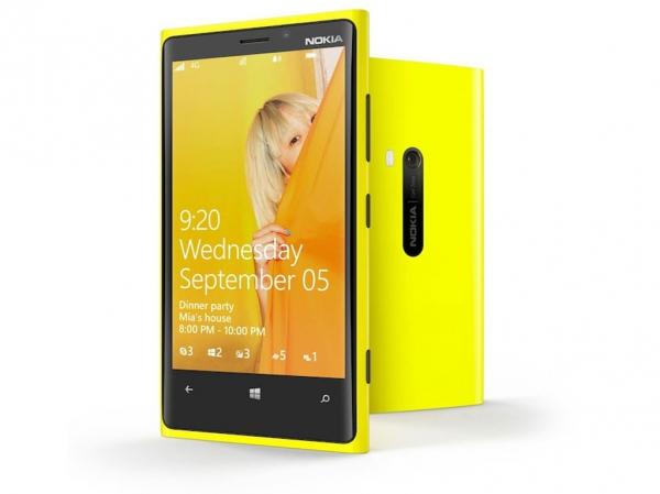 За первую неделю продаж было реализовано всего 6500 Nokia Lumia 920