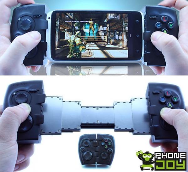 PhoneJoy Play превратит смартфон в игровую консоль