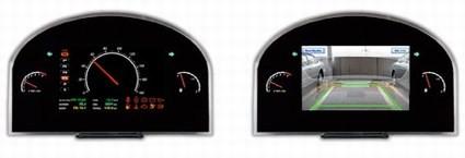 Автомобильная LCD-панель от Sharp