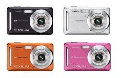 Новая 8,1-мегапиксельная камера Casio EX-Z9 EXilim Zoom