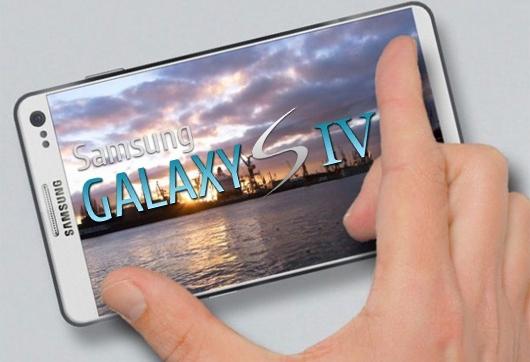 У Samsung Galaxy S4 будет революционный дисплей