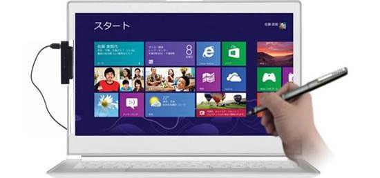 MVPen Touch8 – стилус для ноутбуков с Windows 8