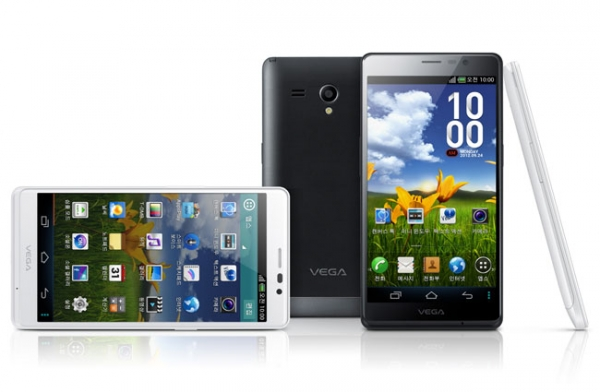 Pantech Vega – Android-смартфон fullHD-дисплеем (слухи)