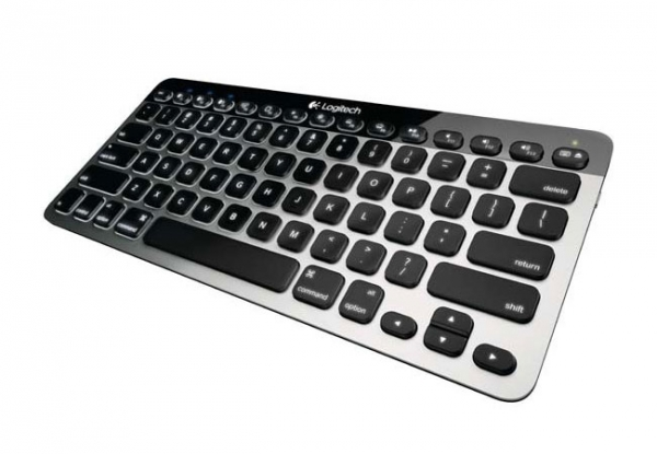 Logitech Easy-Switch Keyboard – клавиатура для Mac