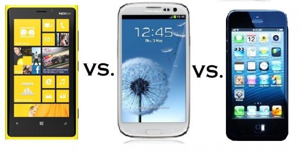 Galaxy S III – самый важный смартфон уходящего года, Lumia 920 — на втором месте