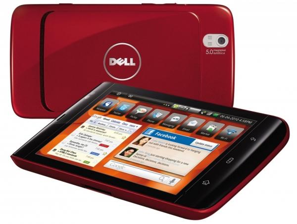Dell окончательно отказывается от производства смартфонов