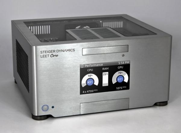 Высокопроизводительные игровые компьютеры LEET