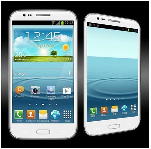 Star S7180 – бюджетный клон Galaxy Note 2