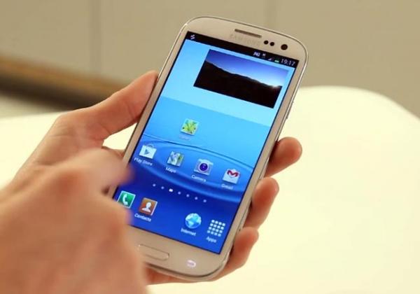 Батарея повышенной емкости для Galaxy S III от Samsung