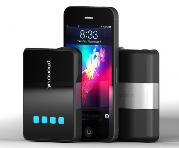 Портативный аккумулятор PhoneSuit Power Core Micro