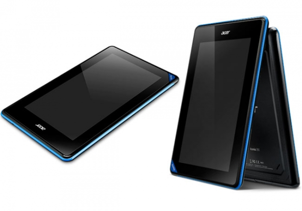 Iconia B1 – неанонсированный планшет от Acer